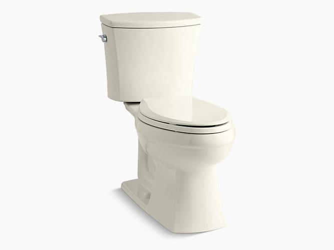 Super Kohler 3977 96 Wellworth 2 Pc Round Toilet In Biscuit Park Beatyapartments Chair Design Images Beatyapartmentscom