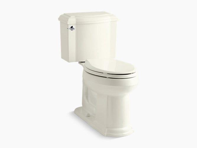 Gerber Vp 21 524 Viper Ergoheight 2 Pc Elongated Toilet
