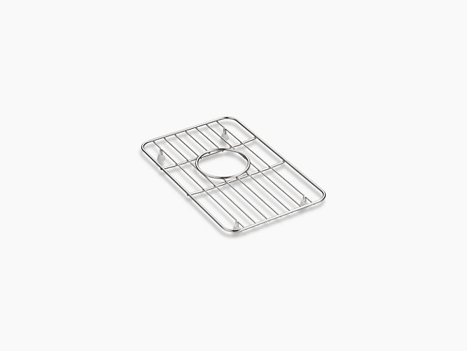 Kohler 5874 St Stainless Steel Basin Rack For Whitehaven