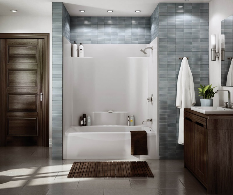 Maax Ts 3660 141227 Afrr 007 Right Drain Tub Shower