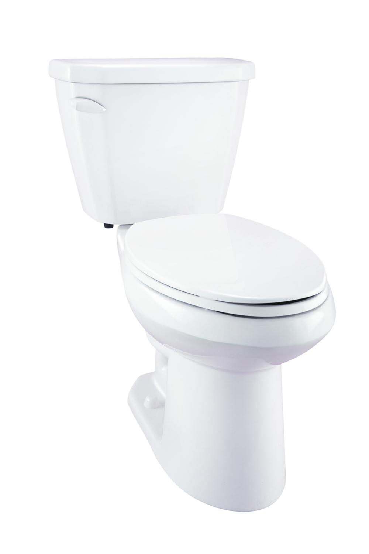 Gerber Vp 21 518 09 Viper Ergoheight 2 Pc Elongated Toilet