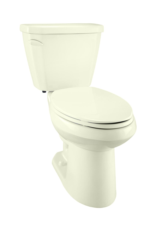 Gerber Vp 21 524 09 Viper Ergoheight 2 Pc Elongated Toilet